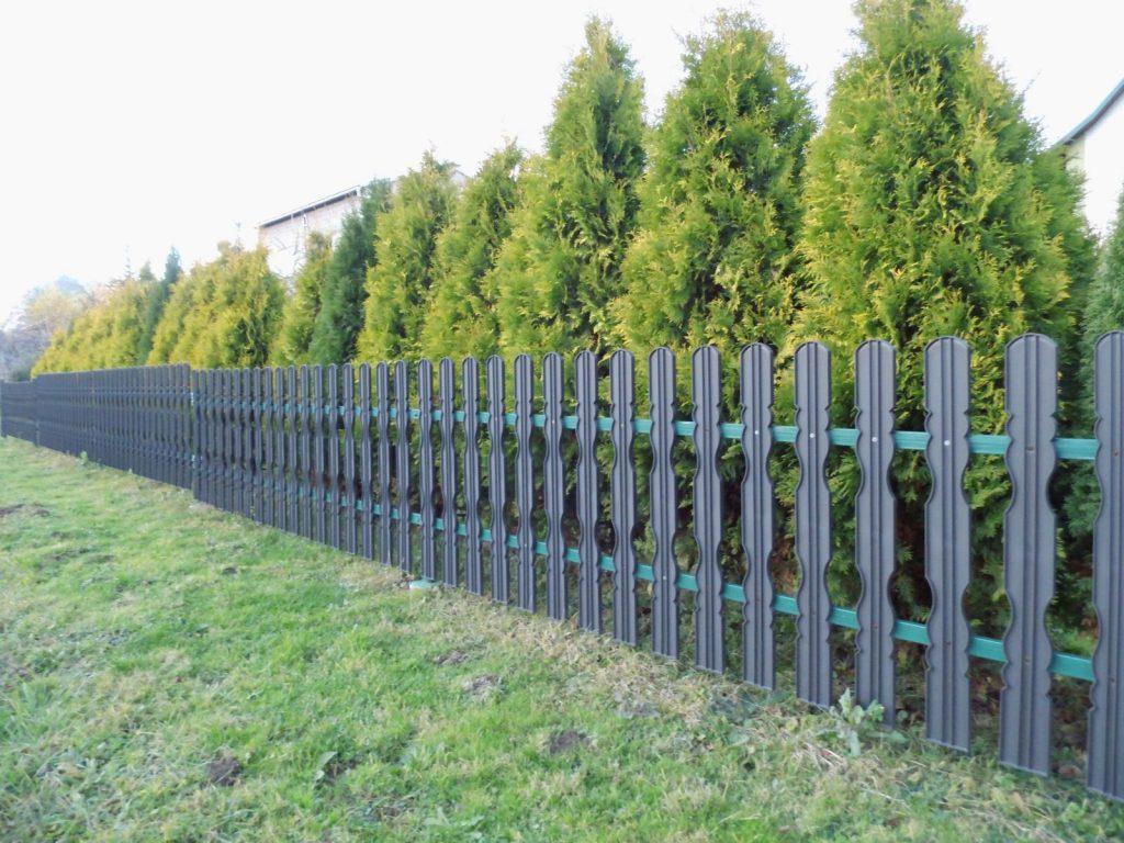 Ekrany akustyczne z ogrodzenia z paneli akustycznych